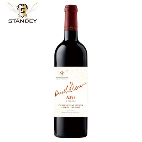 澳利莱A395混酿特级干红葡萄酒