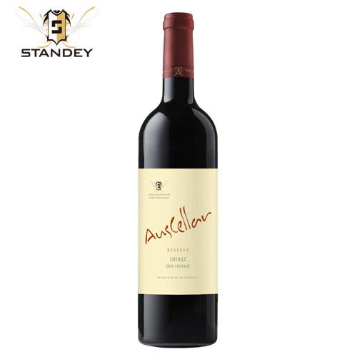 澳利莱西拉干红葡萄酒(珍藏版)2004年