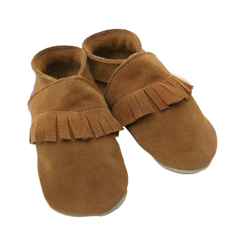 女宝宝软底学步鞋