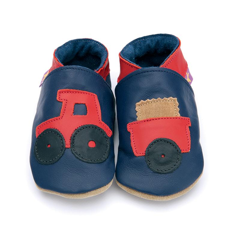 男宝宝软底学步鞋