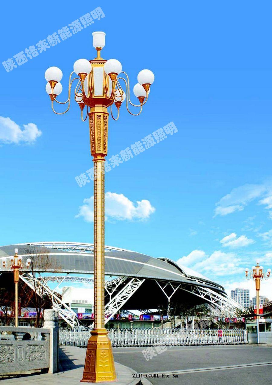 9米中华灯、中华贝博下载、12米中华灯、玉兰灯TYN-GL018