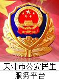 天津公安民生服務平臺