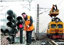 石家庄铁路学校的维管机电专业