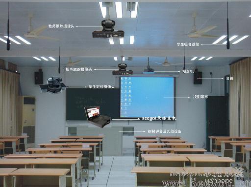 音频教室电路图