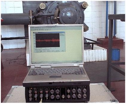 石油設備狀態監測系統