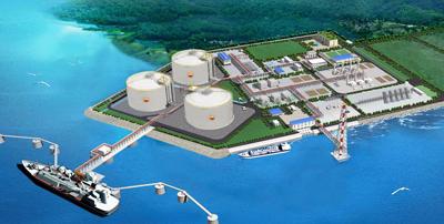 LNG接收站和低溫儲罐工程技術