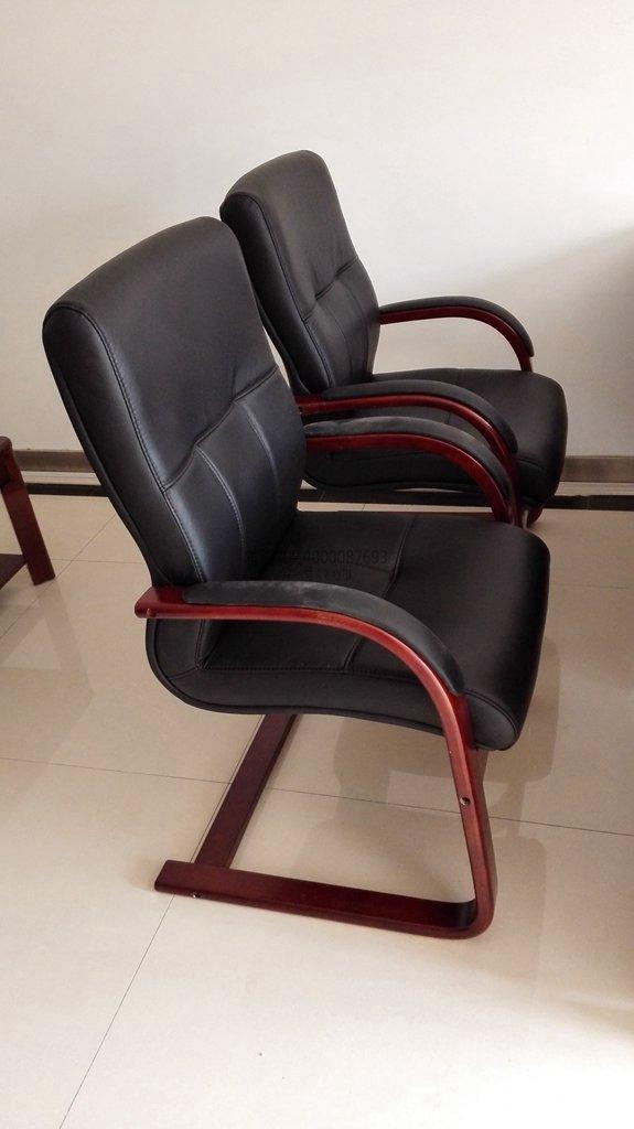 牛皮會議椅
