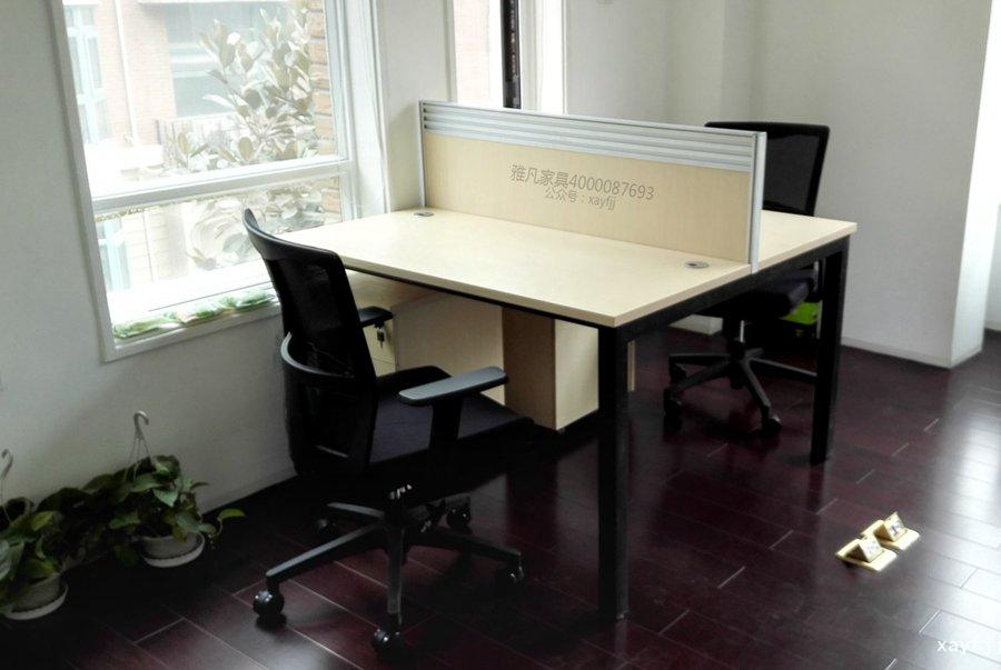 鋼木辦公桌