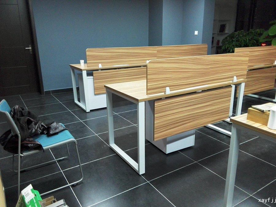 鋼木組合員工桌