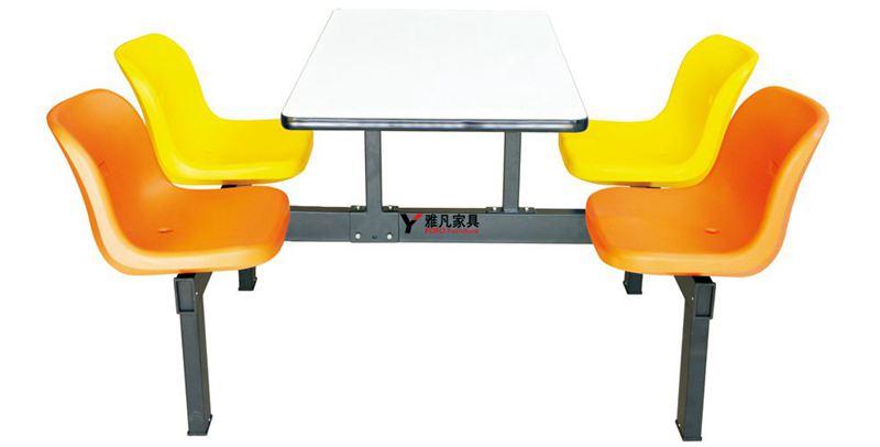 西安快餐桌椅
