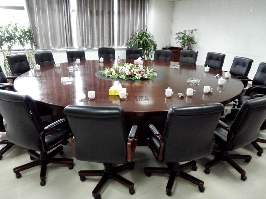 圓形會議桌