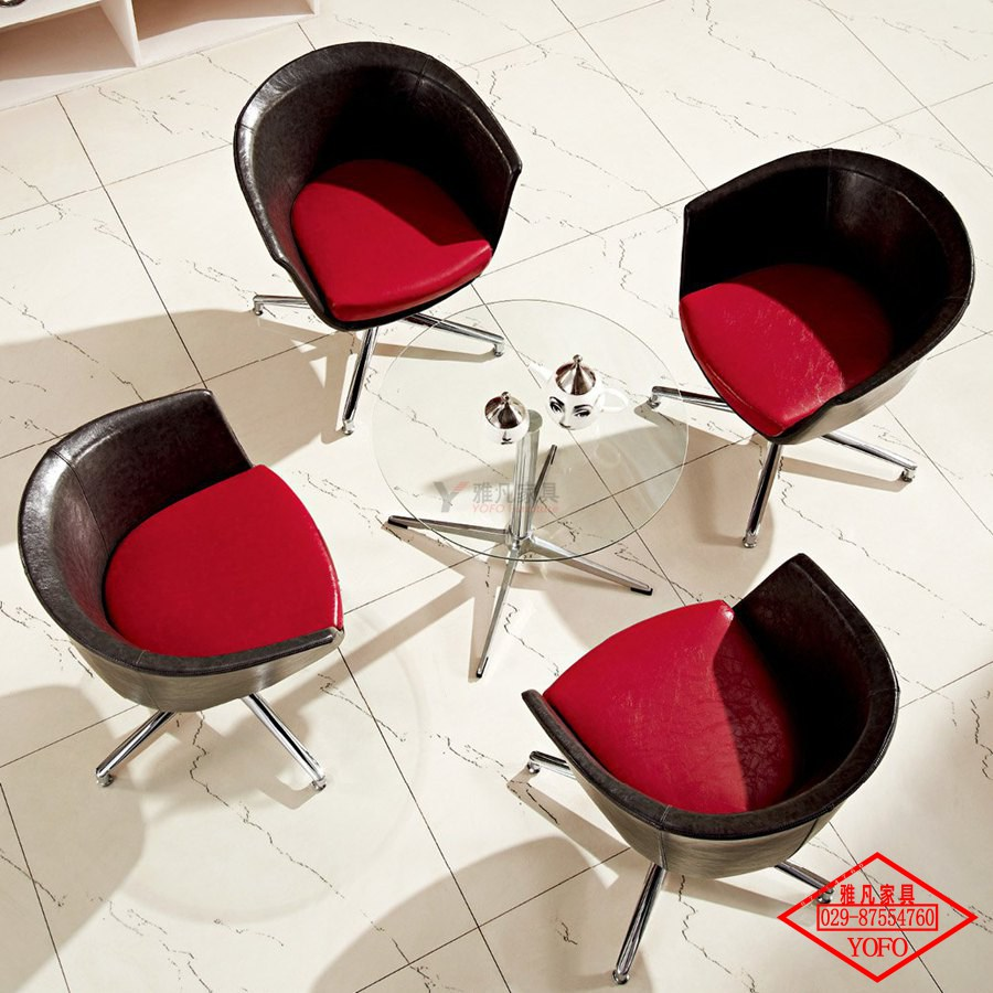 洽谈室桌椅的设计搭配对商务会客的影响力