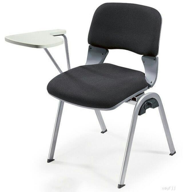 亚博体育苹果APP培训椅 亚博体育苹果APP写字板椅 多功能会议培训椅厂家直销高品质会议椅