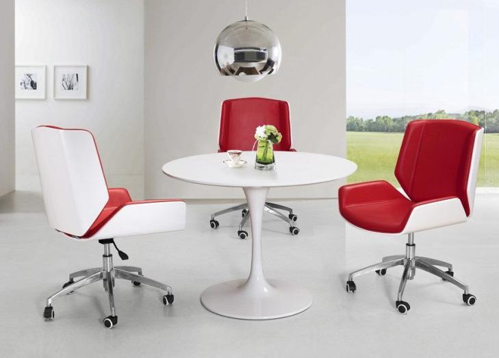 洽谈桌椅|时尚环保ABS材质休闲洽谈桌椅厂家直销