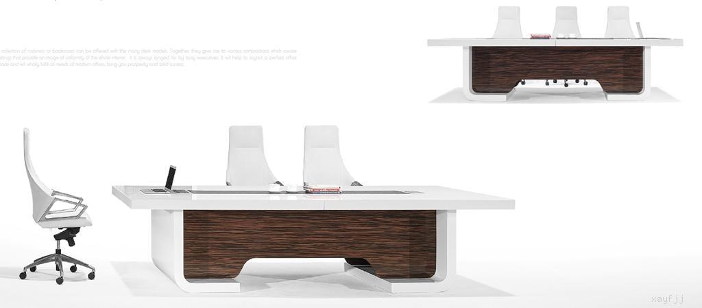 木制烤漆會議桌