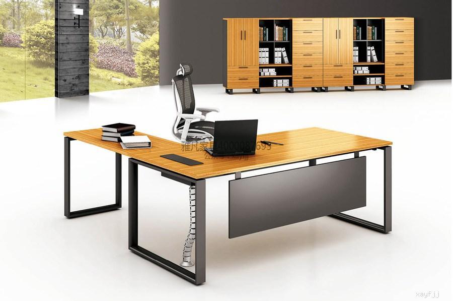鋼架辦公桌