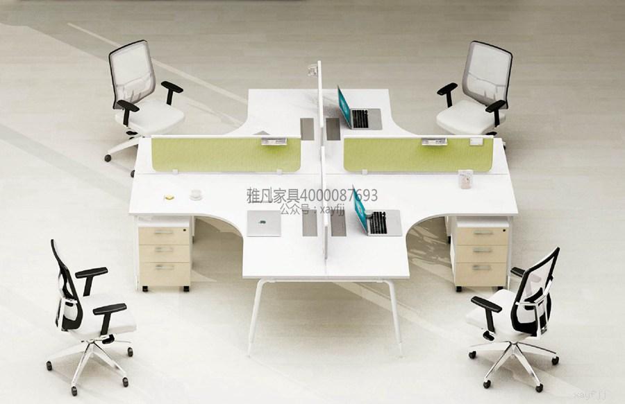鋼架辦公桌隔斷
