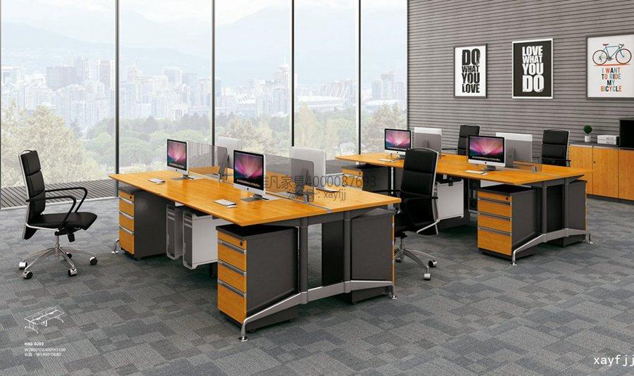 竹木組合辦公室整體家具