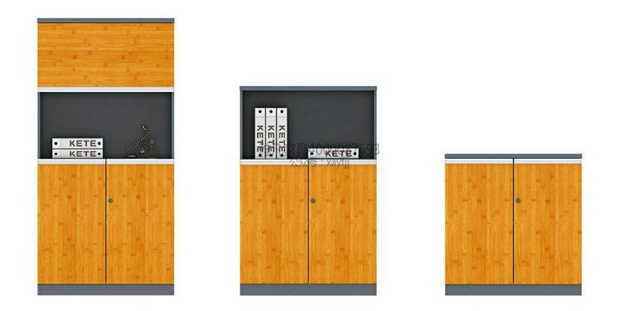 竹木家具系列之文件柜