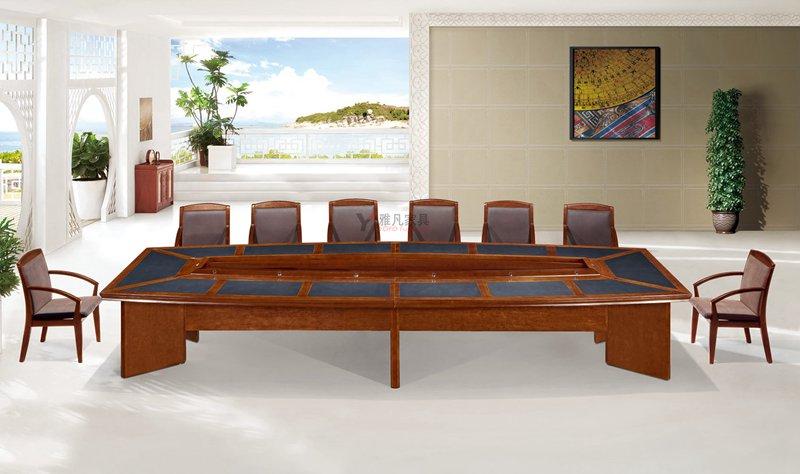 馬肚形會議桌