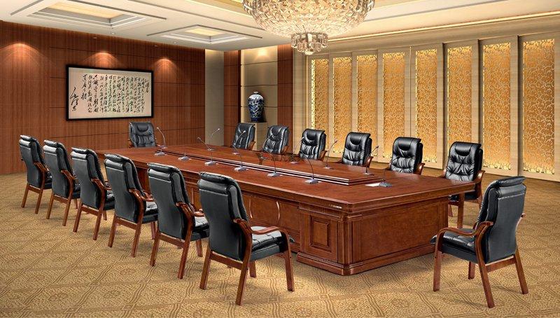 高端會議臺
