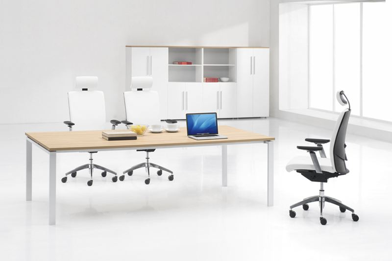 西安鋼木會議桌