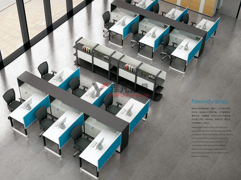 西安屏风办公桌