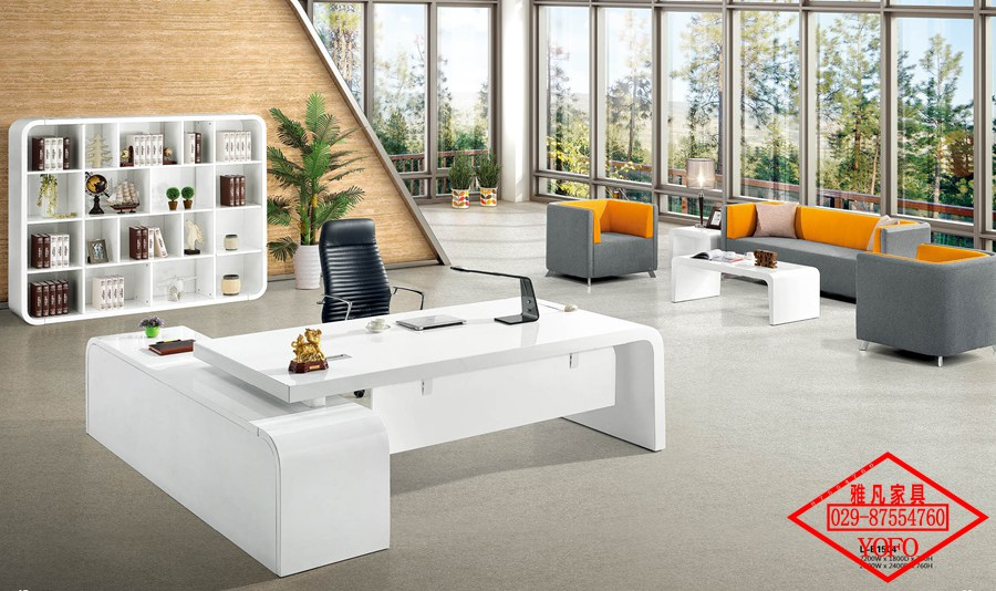 木制主管桌
