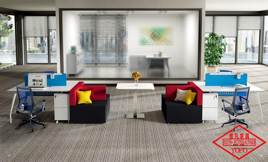 高端组合办公家具