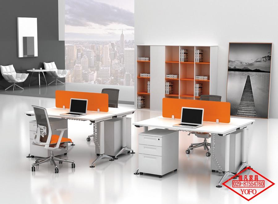 陕西钢架办公桌