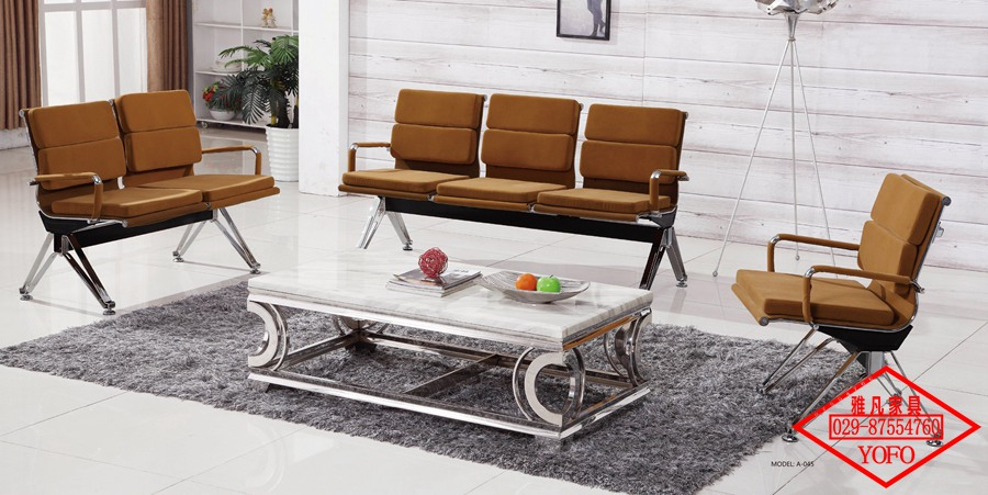 沙发排椅|亚博体育苹果APP钢排椅|公共场所等候沙发厂家直销高档联排椅