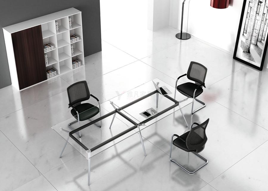 西安玻璃会议桌