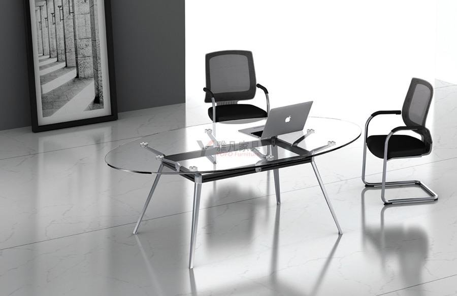 西安鋼化玻璃辦公家具