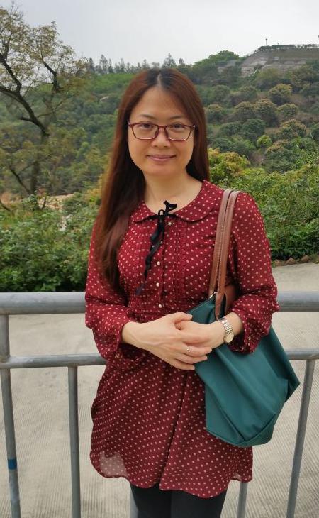 刘海燕 日语教师