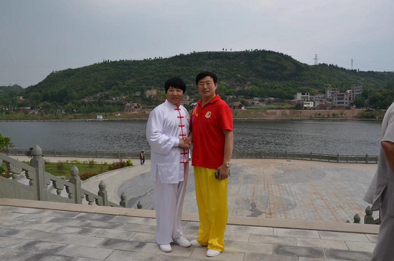 李富山和崔仲三大师
