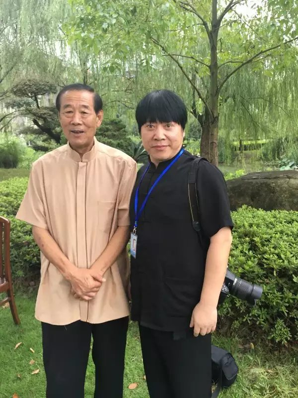李富山和王西安大师
