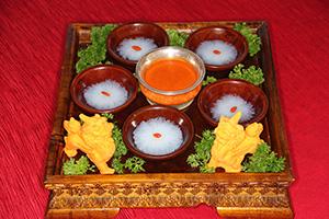 菊花藏式凉粉