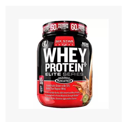 肌肉科技六星乳清蛋白粉2磅
