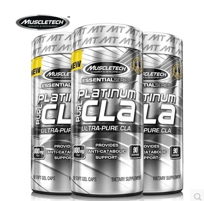 肌肉科技CLA 白金共轭亚油酸