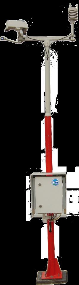 SA100生态环境综合自动观测系统