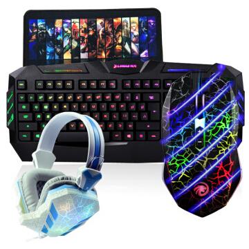 背光键盘鼠标