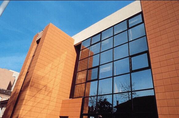 玻璃幕墙-展示型产品-产品中心-云南自然空间门窗